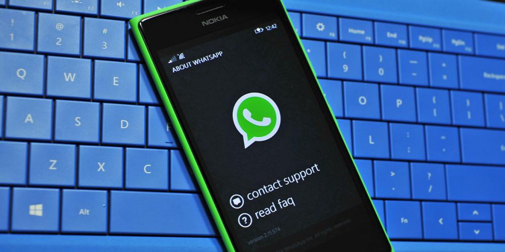 Почему Whatsapp