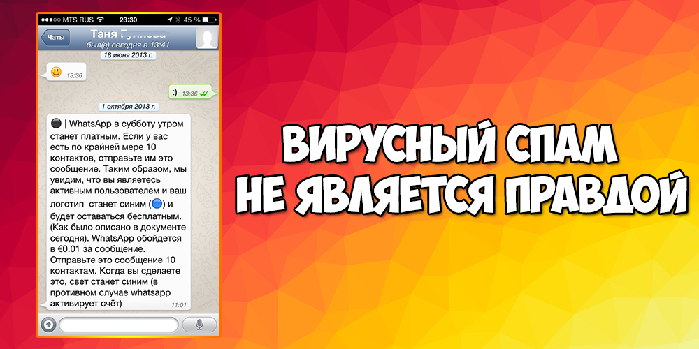 Платный Whatsapp